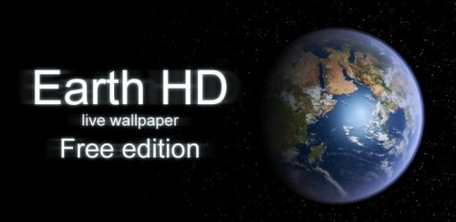 Earth HD live wallpaper - Живые обои