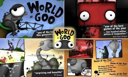 World of Goo - ������ � �� Android
