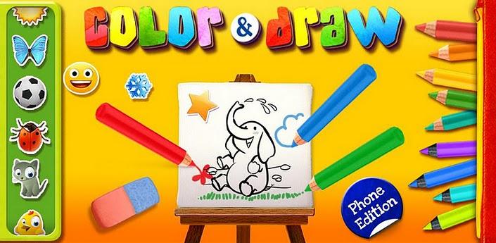 Скачать игры раскраски для андроид бесплатно