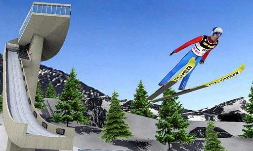 Игру Ski Jumping