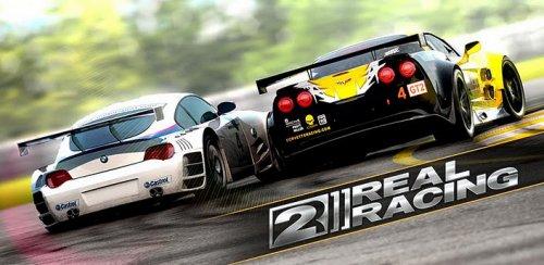 Скачать игру для андроида real racing 2 на андроид