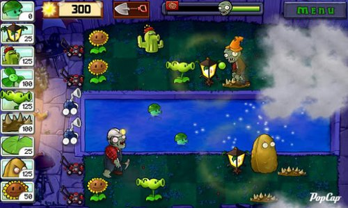 Plants vs. Zombies - �������� ������ �����