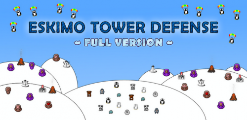 New Eskimo Tower Defense FULL - Эскимоски