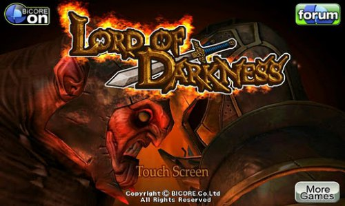 Lord of Darkness - Лорд Тьмы