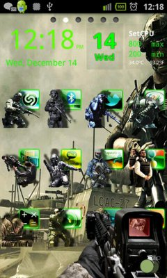 Call of Duty MW3 Theme Go L ex - Код
