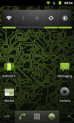 Circuitry Live Wallpaper - ����������