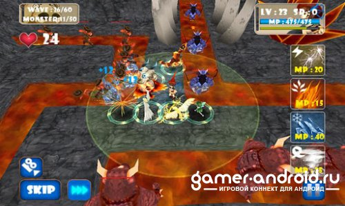 Tower Defense 3D (Monster Defense) - 3D Стратегия