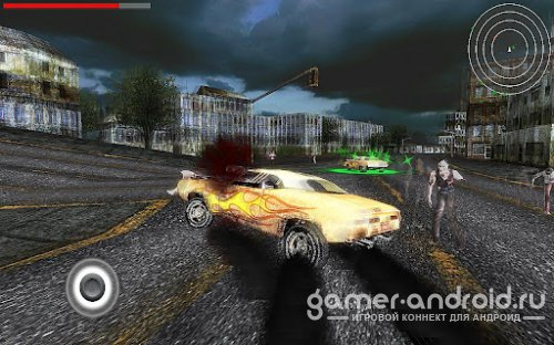 Car Armageddon 2012 (Alpha) - Зомби гонки в 3D HD