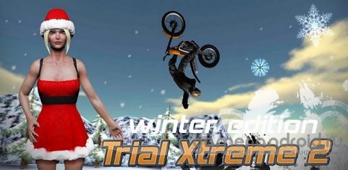 Trial Xtreme 2 Winter - Зимний мотокросс