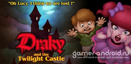 Draky and the Twilight Castle - Замок Дракулы