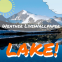 LAKE! Weather Live Wallpaper