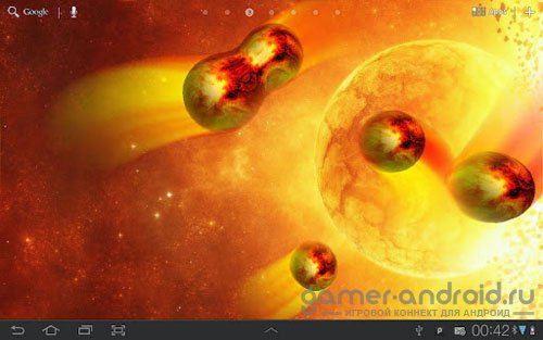 Metaballs HD Live Wallpaper Full
