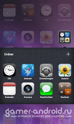 iOS 5 GO Theme