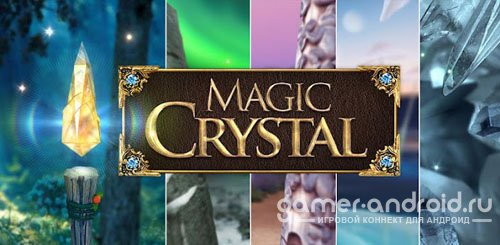 Magic Crystal Live Wallpaper