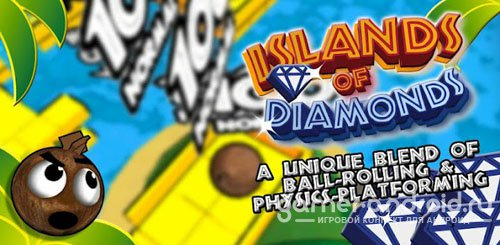 Islands of Diamonds