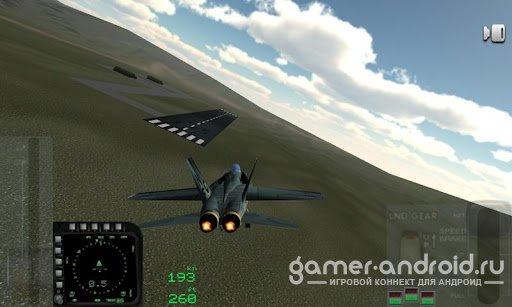 Скачать симулятор самолетов на русском