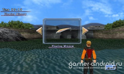 Bass Fishing 3D on the Boat-рыбалка