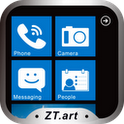 WP7 Plus - Тема в стиле Windows Phone 7
