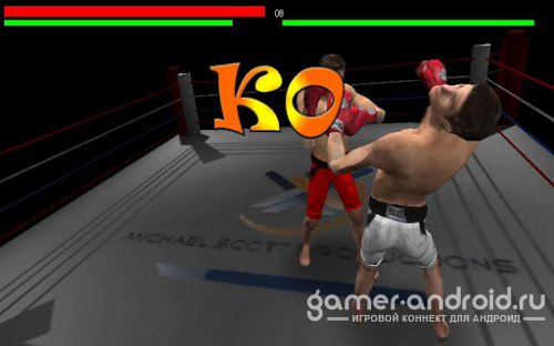 Ultimate 3D Boxing Game