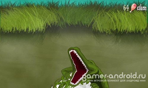 Alligator Attack
