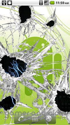 Shattered Screen LWP