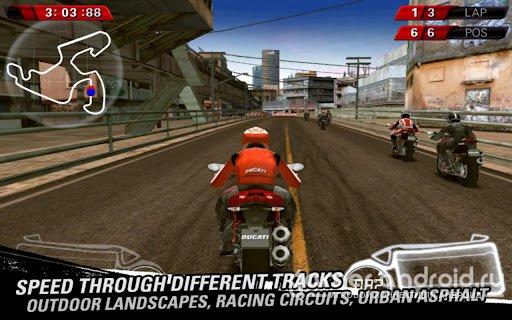 Игры на андроид гонки на мотоциклах Trials Frontier