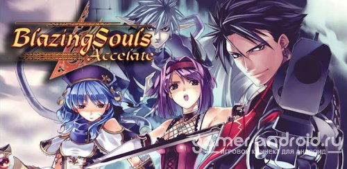 Blazing Souls Accelate (ENG)