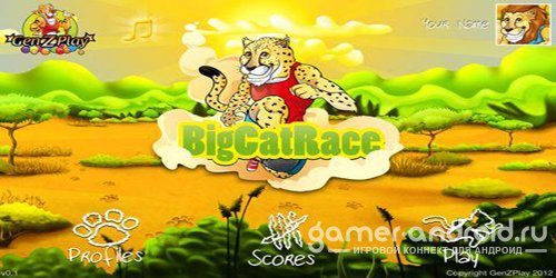 Big Cat Race - �������� ����