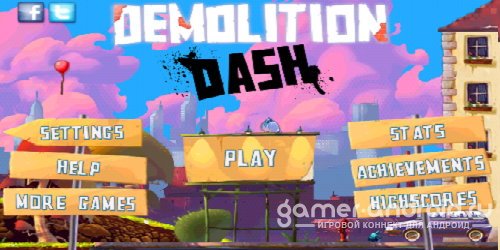Demolition Dash