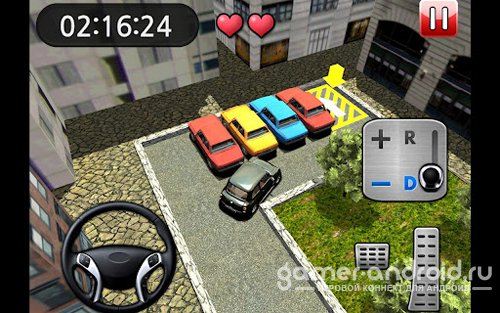 Real Parking 3D