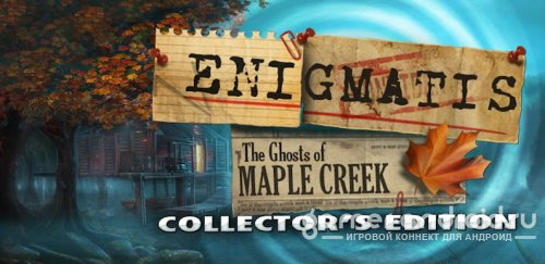 Enigmatis Collector's Edition