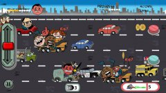 Left Lane Looey Road Rage Race - Злобный курьер