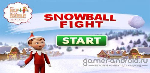 Snowball Fight -Christmas Game