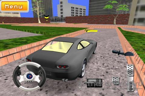 Cимулятор для обучения вождению