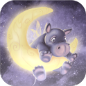 Sleepy Hippo Live Wallpaper