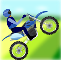 Motocross Rider - 2D Мотокросс