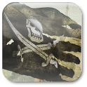 Pirate Flag Live Wallpaper - ��������� �����