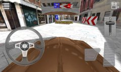 Classic Car Parking 3D - Парковка автомобиля