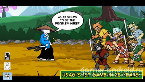Usagi Yojimbo:Way of the Ronin