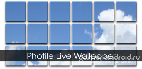Photile Live Wallpaper