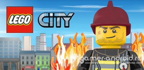 LEGO® City: Fire Hose Frenzy