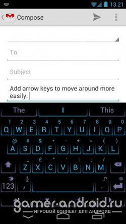 SwiftKey Keyboard - замена стандартной клавиатуры