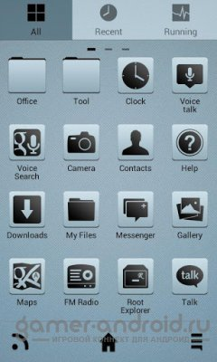 ClearView Pro Go Launcher EX