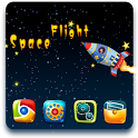 Space - GO Launcher Theme - тема для Go Launcher