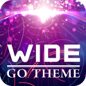 WIDE Theme GO Launcher EX - тема для Go Launcher