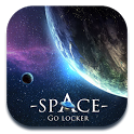 Space GO Locker - тема для GO Locker