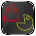 PacMan Defense Angry ghost