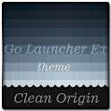 Clean Origin Go Launcher Ex - ���� ��� Go Launcher