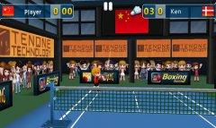 Badminton League 3D - Бадминтон 3D