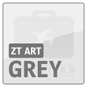 C.Grey Theme GO Launcher EX